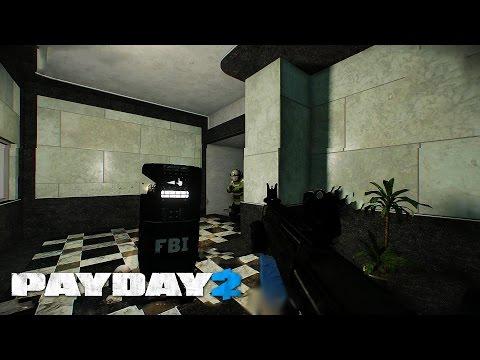 Payday 2 |Ep.3| AS A TEAM! ( w/Boo, Brick, & Jiggy | PC )