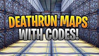Best Fortnite Deathrun Maps WITH CODES! *MUST PLAY*