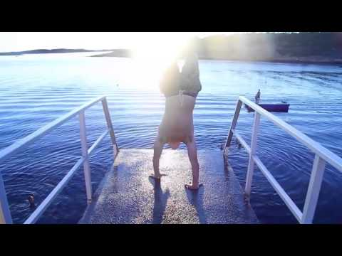 Cliffdiving in Norway (Fredrikstad) 2015