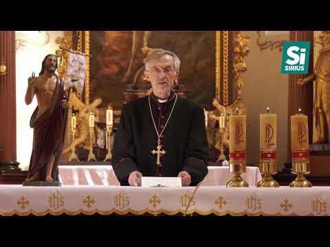 Великоднє привітання єпископа-ординарія мукачівської дієцезії Римо-католицької церкви