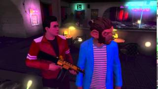 GTA 5 Online Funny Moments   DJ Booth Glitch, Air Swimming, Special Handshake!   YouTube