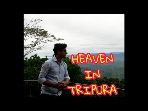 Jampui Hills...Heaven in Tripura