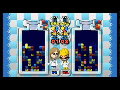dr mario flash