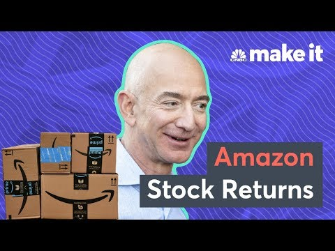 Jeff Bezos Got Rich From Amazon — If You Invested Early, Heres How Much Youd Have Made