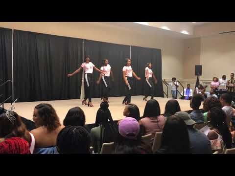 The Simply Stunning Sigma Sigma Chapter of Alpha Kappa Alpha sorority Incorporated.