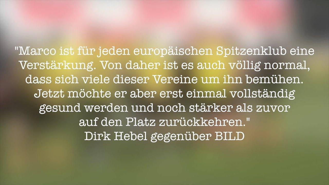 Kampf um Marco Reus: Geht er 2015 per Ausstiegsklausel? | Borussia Dortmund