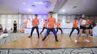 Suzzeth's Quinceañera Surprise Dance | OcDance Crew