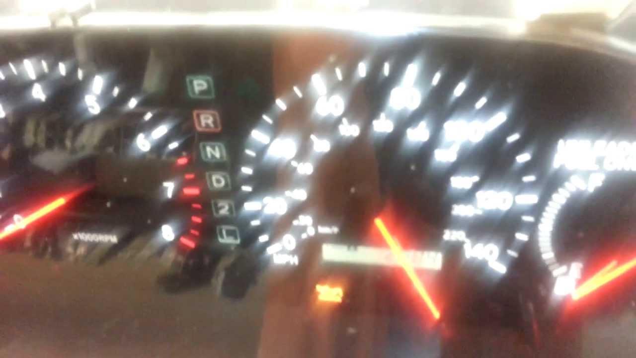 Lexus Instrument Cluster Repair Services  Testing Speedometer And Odometer On A Lexus Es300