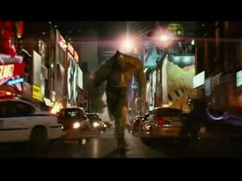The Incredible Hulk Video - Skillet, Monster