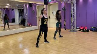 Baila Conmigo - JLO - Zumba By Sharon\u0026Mirit Choreography-Sharon Avni