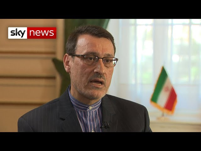 Exclusive: Iran's warning to Donald Trump: 'Don't test us'