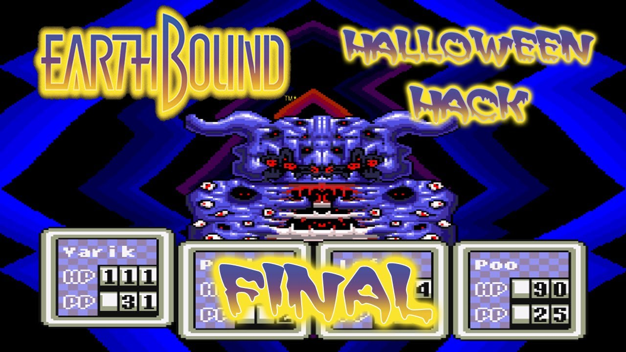 Earthbound Halloween - FINAL - Dead forever