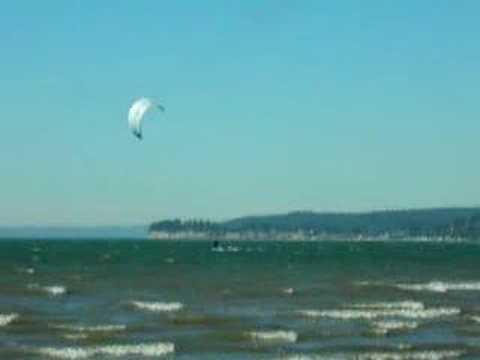 jetty island kitesurfing