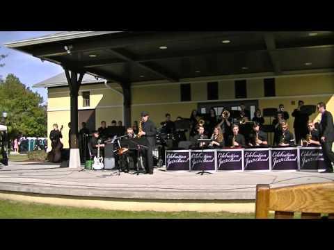 Celebration High School Jazz Band (1 of 3)