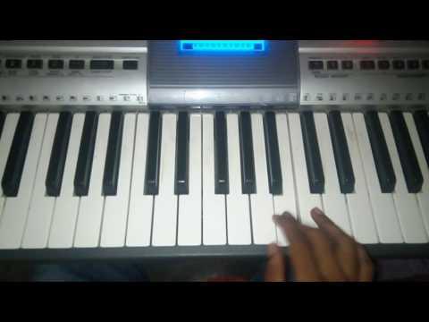 Yaenadi ne enna ipadi mathura song keyboard ..imman music