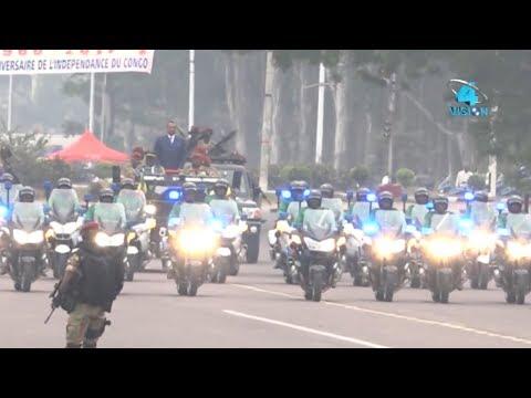 La Meilleure Escorte Présidentielle D'Afrique | République du Congo – Afrique Centrale