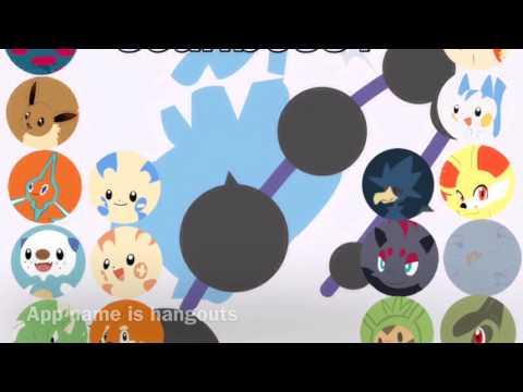 Seanbess1 total pokemon island hangout