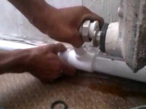 Как соединить пластиковые трубы для водопровода