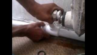 видео Обвязка радиаторов отопления полипропиленом: инструктаж