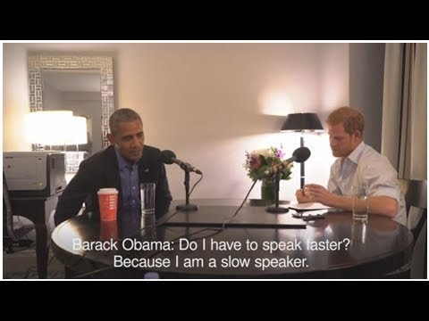 Prince harry quizzed barack obama for today programme interview