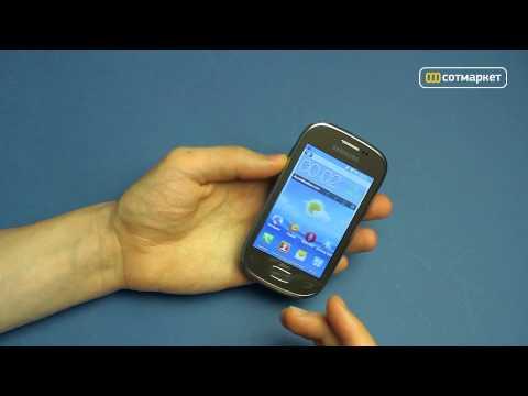 Видео обзор Samsung S5292 Rex 90 от Сотмаркета