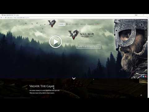 Valnir Rok the beginning lore  PT1 |