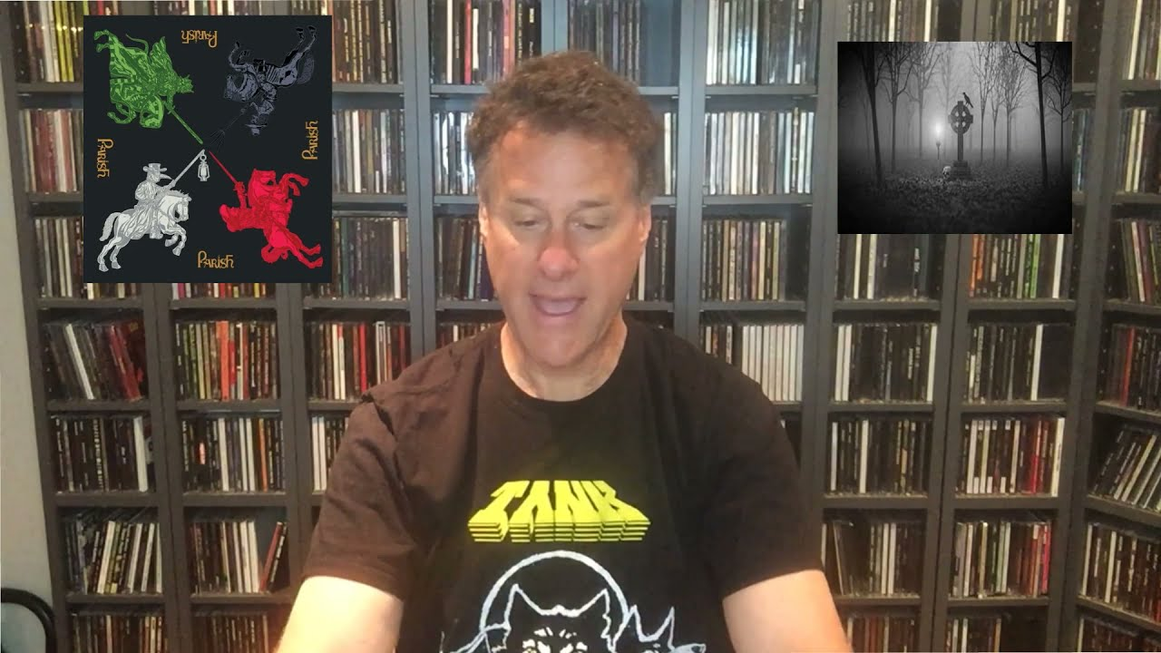 (Podcast/Video) ALBUMS OF THE MONTH - May 2021