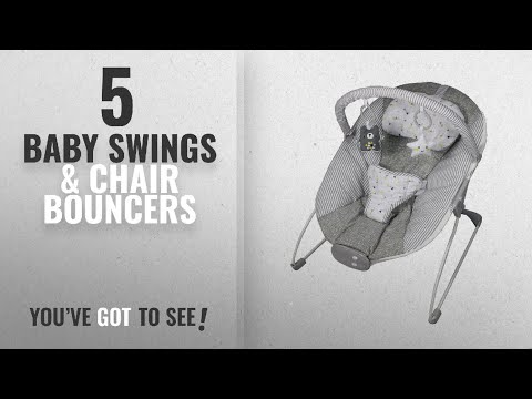 Top 10 Baby Swings & Chair Bouncers [2018]: Red Kite Baby Linen Cozy Bouncer