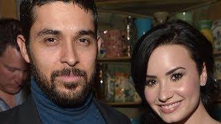 Wilmer Valderrama SHUTS DOWN Demi Lovato Marriage Rumors!