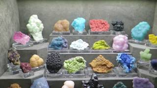THE TUCSON MAIN CRYSTALS SHOW 2016