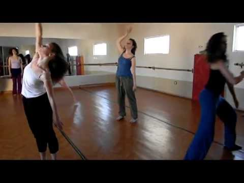 bailando los sabados!clase gabriel contreras