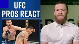 BEST reactions to UFC 249 - Justin Gaethje Stuns Tony Ferguson & Henry Cejudo Retires