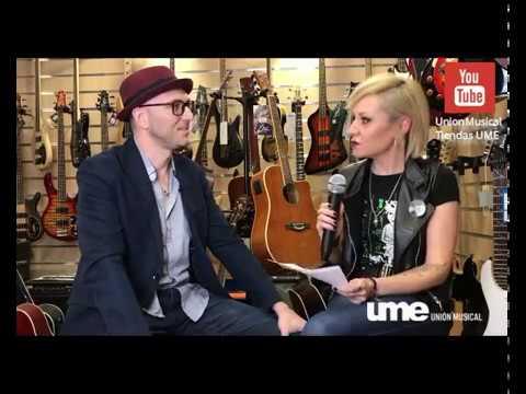 Entrevista a Danny del Toro. Evento de Armónicas 14 de Abril en Unión Musical - Cedaceros, Madrid.