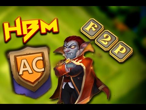 Castle Clash: HBM AC ❚ F2P