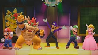 Super Mario Party - All Sound Stage Very Hard Difficulty| Cartoons Mee
