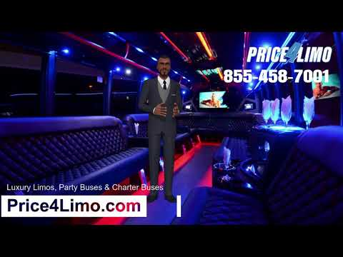 Party Bus Houston, TX - Best Party Buses in Houston, Texas (Price4Limo)
