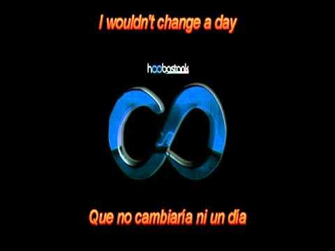 Hoobastank Say the same español