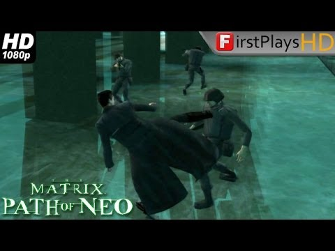 The Matrix: Path of Neo - PC Gameplay 1080p