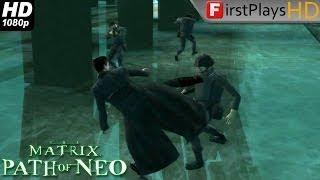 The Matrix: Path of Neo - PC Gameplay 1080p