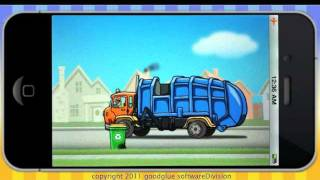 Recycling Truck!  iPhone/iPad App