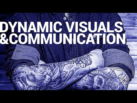 Graphic Design Tutorial: Dynamic Visuals and Communication
