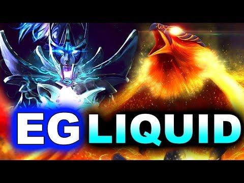 LIQUID vs EG - WHAT A MATCH! - MDL MACAU 2019 DOTA 2 thumbnail