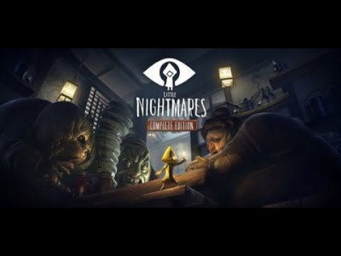 Хорор!!!!!   ( Little Nightmares Secrets of The Maw Chapter 1)