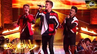 Never Gone Performance – The Edge of Glory | Boy Band