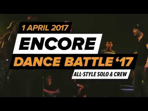 ENCORE DANCE BATTLE 2017: FINAL CREW