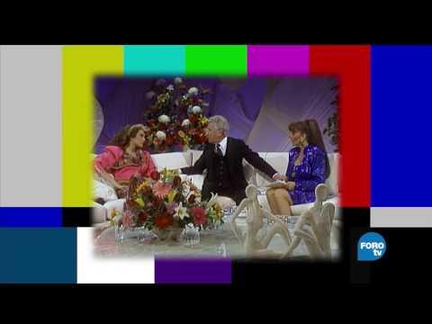 Thalia se Molesta con Juan José Arreola (La Movida 1991) Verónica Castro