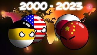 I countryballs I 3 МИРОВАЯ ВОЙНА - ФИНАЛ ЛИ ЭТО? I 2000 год The Great War I 9 серия I