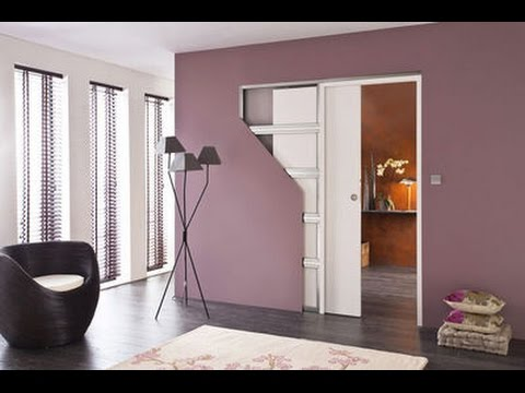Costo porte scorrevoli edilnet it youtube - Porte a galandage interieur ...