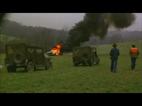 Rednecks vs zombies (Dawn of the Dead - 1978)