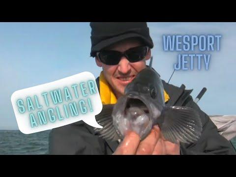 Westport Jetty Fishing